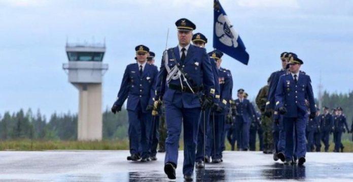 L'armée finlandaise
