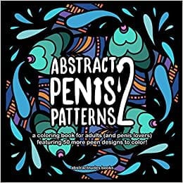 Abstract penis patterns 2