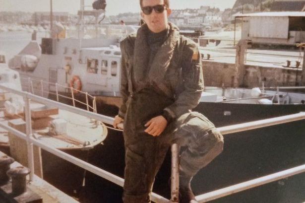 David Bonney en 1990