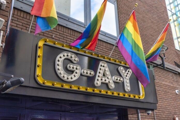 Gay bar Londres