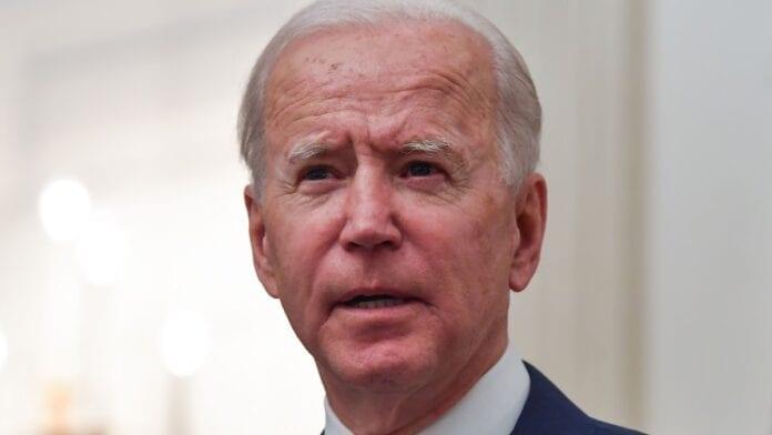 Président Joe Biden