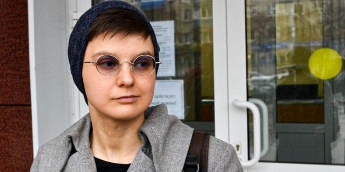 Ioulia Tsvetkova, 27 ans,