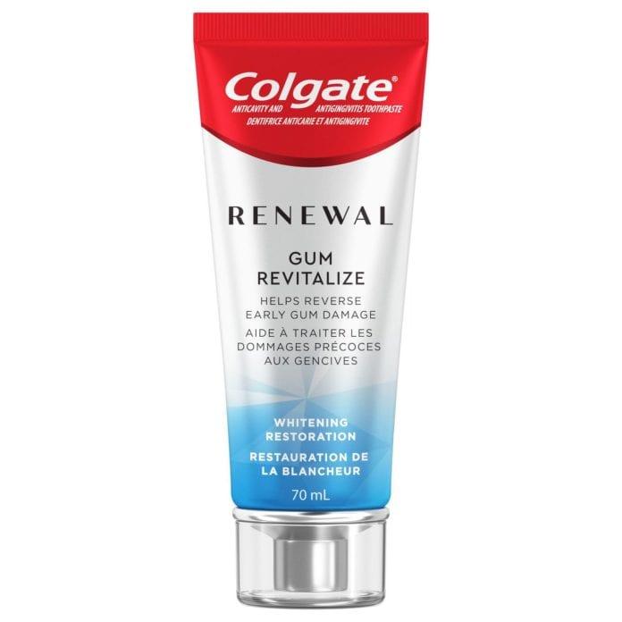 Dentifrice Colgate Renewal Gum Revitalize
