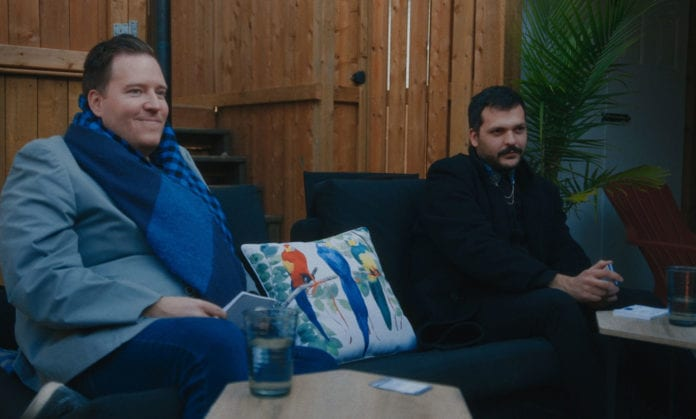 Gabriel et Sébastien