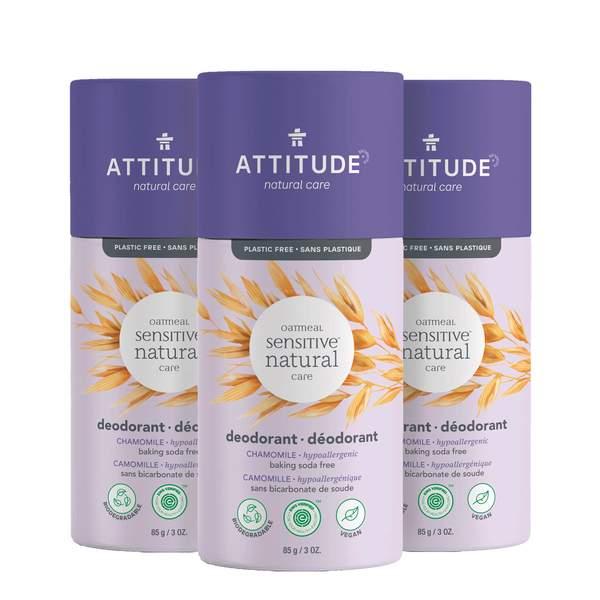 Déodorant pour peau sensible ATTITUDE